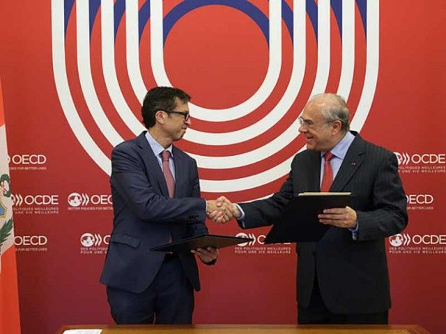 Peru signs OECD Anti-Bribery Convention and Convention on Tax Co-Operation