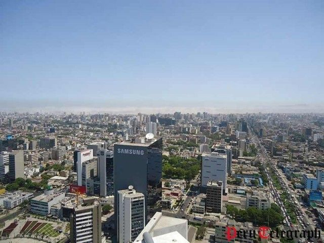 For 25 years Peru has a leading role in Latin American economic growth