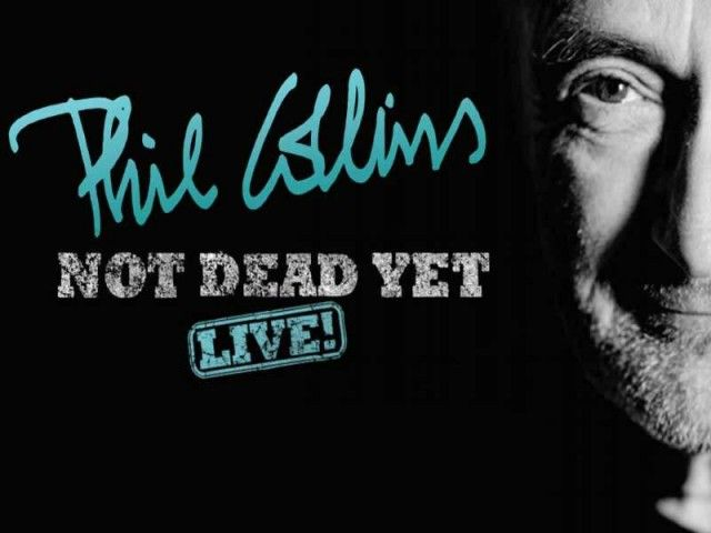 Phil Collins in Lima 2018