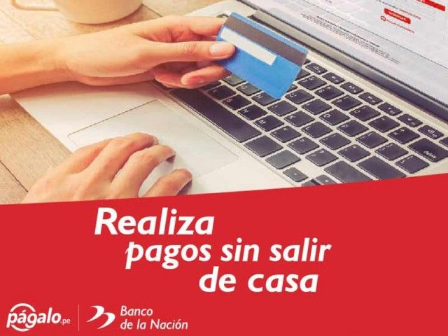Paying administration charges and processing fees in Peru