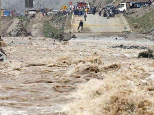 Rain and flooding in Peru – the sad numbers