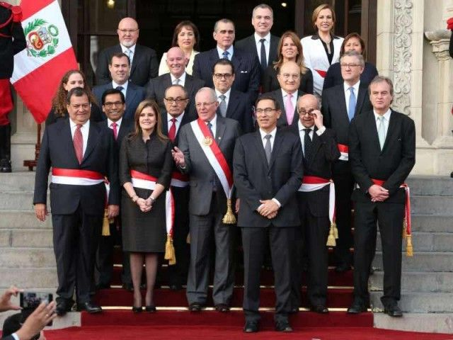 Political crisis in Peru overcome?